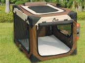 Cheeko Easy Up Fabric Kennel