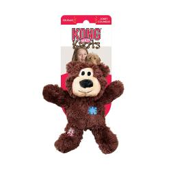 MANCHESTER & CHESHIRE DOGS HOME DONATION - KONG Wildknots Bear Dog Toy