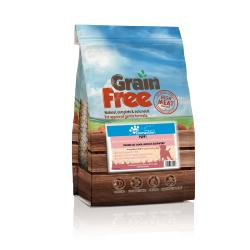 Pet Connection Grain Free Puppy Food Fish