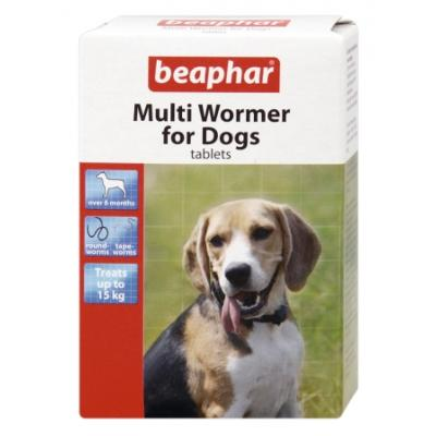 Beaphar Multi Wormer For Dogs