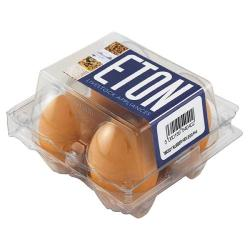 Eton Imitation Rubber Nesting Eggs, 4 Pack