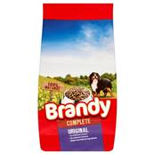 Brandy Complete Dog Food - Original 9kg