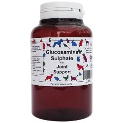 MOOSE'S SIGHTHOUND TRUST DONATION - Glucosamine Sulphate For Joint Support 180 Tablets