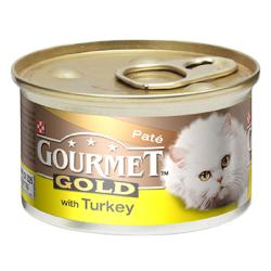 Gourmet Gold Cans 85g Turkey Pate