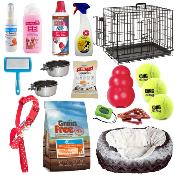 Luxury Adult Dog Starter Pack Size 2 (Medium) - Online Exclusive
