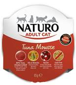 Naturo Cat Tuna Mousse Foil 85g