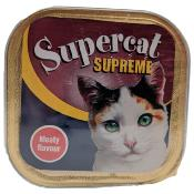 Supercat Supreme Meaty Foil Multipack (5 x 100g)