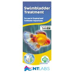 NTLabs Swimbladder Aquarium Treatment 100ml