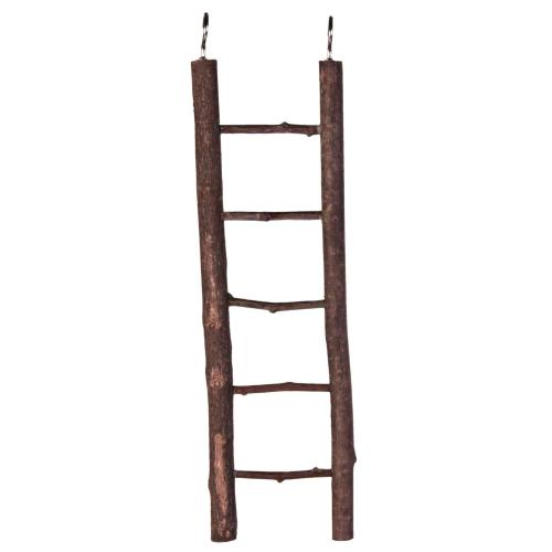 Trixie Natural Living Wooden Ladder Bird Toy