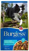 Burgess Active Working Dog Food - Chicken and Beef 15kg