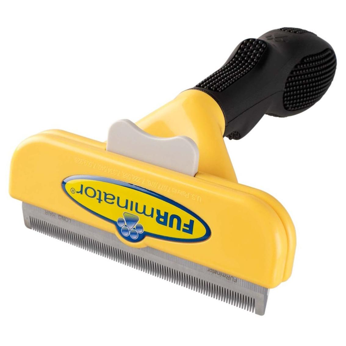 Furminator Deshedding Tool For Short Haired Dogs Large Pet Connection