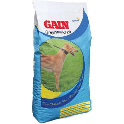 GREAT HOUNDS IN NEED DONATION - Gain Greyhound 20 Dog Food - 15kg