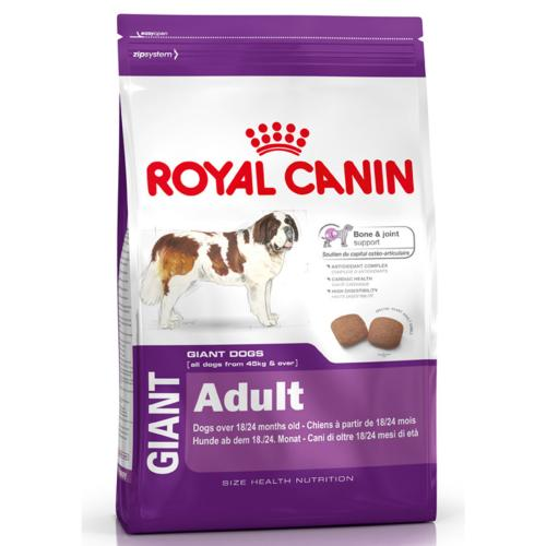 Royal Canin Dry Dog Food Giant Adult / 15kg