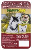 MADRA DONATION - Naturediet Gluten Free Wet Dog Food for Puppy and Junior - 390g