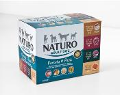 Naturo Wet Dog Food (Adult) Variety 6 Pack