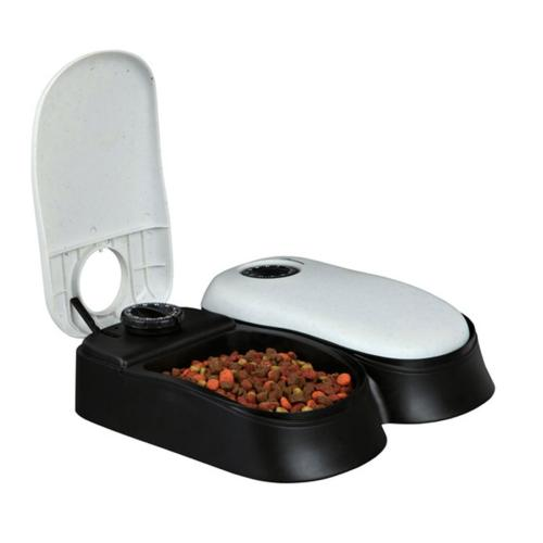 Dog Food and Water Dispensers