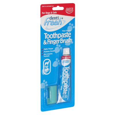 Denti-Fresh Toothpaste Starter Kit