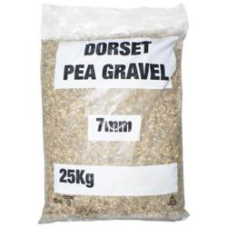 Dorset Pea Aquatic Gravel 7mm 25kg