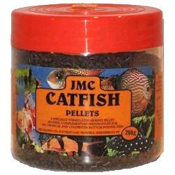 JMC High Protein Sinking Catfish Pellets