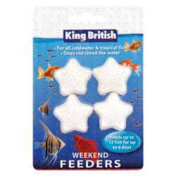 King British Weekend Fish Feeder Stars