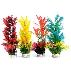 Rosewood Sydeco Assorted Coloured Aquaplant - Extra Large