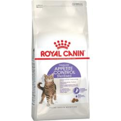 Royal Canin Dry Cat Food Sterilised Appetite Control