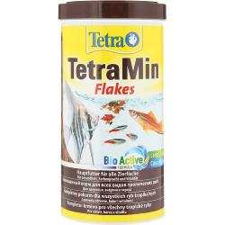 TetraMin Tropical Fish Food Flakes