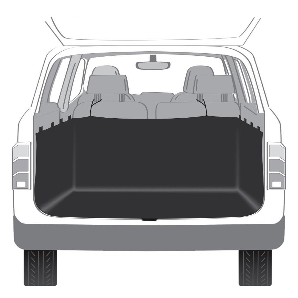 Trixie Car Boot Cover Black 2 30x1 70m