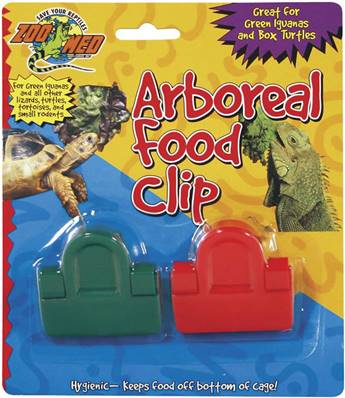 Zoomed Medium Arboreal Food Clips