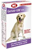 M&C Geriatr UM Ageing Supplement For Dogs 45 Tablets