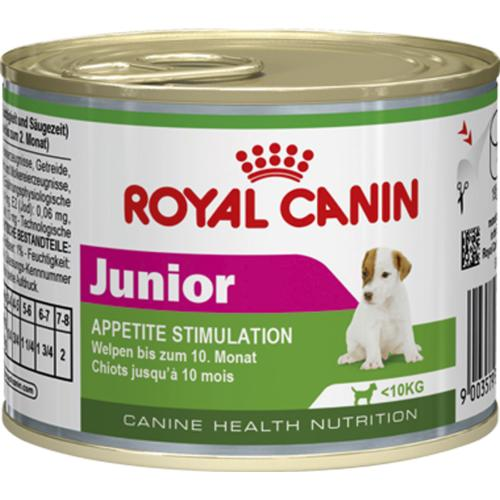 MADRA DONATION - Royal Canin Junior Appetite Stimulation Dog Food - 195g