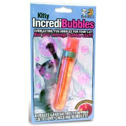 Pet Qwerks - IncrediBubbles Everlasting Bubbles For Cats