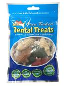 Lazy Bones Dental Treat Mini Crocodiles