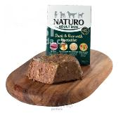 Naturo Duck And Rice With Vegetables 150g