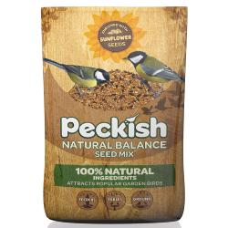 Peckish Natural Balance Seed Mix for Wild Birds