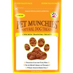 ASSISI ANIMAL SANCTUARY DONATION - Pet Munchies Training Treats Chicken 50g