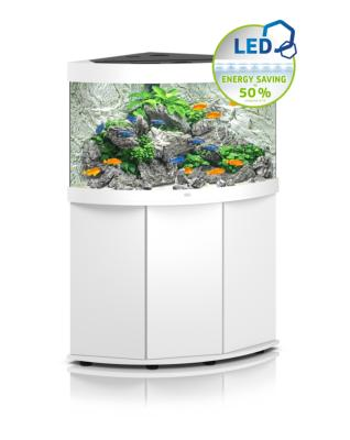 Juwel Aquarium Trigon 190 LED / White
