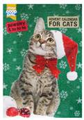 Armitage Christmas Pawsley Cat Advent