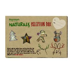 Rosewood Naturals Selection Box for Small Pets - 240g