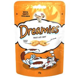 ANNA'S RESCUE CENTRE DONATION - Dreamies Chicken Cat Treats 60g