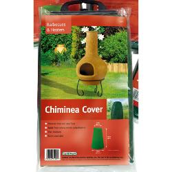 Gardman Chiminea Cover Top 37cm/Btm 60x100cm