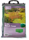 Gardman 1.2m (4ft) 2 Seater Bench Cover 132x68x97cm