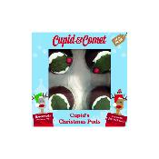 Cupid's Christmas Puddings For Dogs