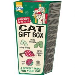 Armitage Good Girl Pawsley Cat Gift Box
