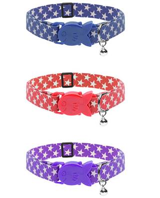 Cat Circus Star Collar