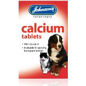 Johnson's Calcium Tablets 40 Pack