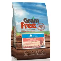 Pet Connection Grain Free Dog Food for Large Breed Dogs - Salmon, Trout, Sweet Potato and Asperagus