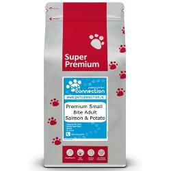 Pet Connection Super Premium Hypoallergenic Adult Dog Food (Small Breed) - Salmon & Potato