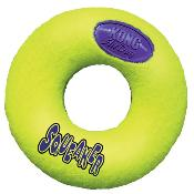 DOGS IN DISTRESS DONATION - Air Kong Donut Dog Toy - Medium
