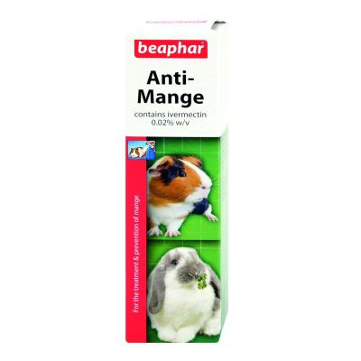 Beaphar Anti-Mange Spray 75ml